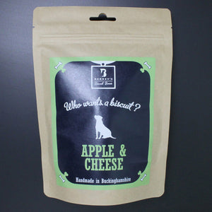 Fresh Apple & Cheese Dog Biscuit Packet