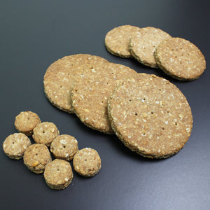 Banana & Honey Dog Biscuits