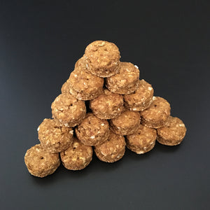 Ginger & Pumpkin Small Size Dog Biscuits