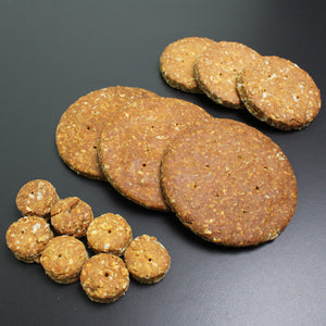 Organic Peanut Butter Dog Biscuits
