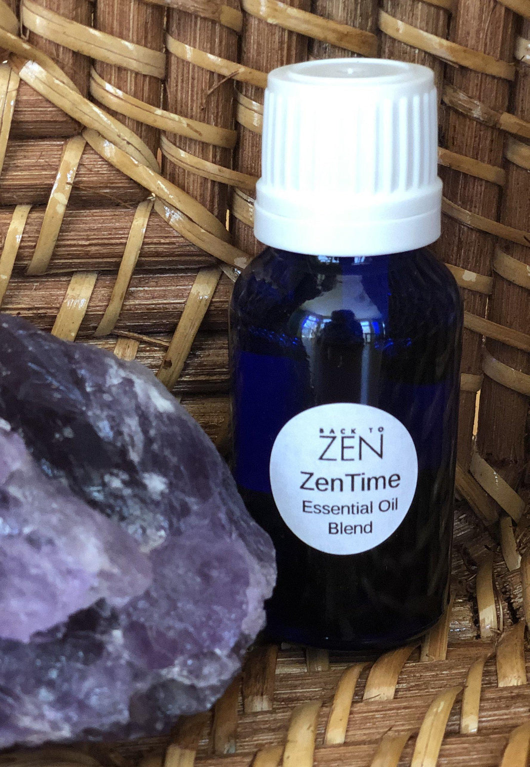 ZenTime to Restore Balance Essential Oil-Oil-Back To Zen