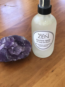 ZenTime Spray to Restore Balance-Spray-Back To Zen