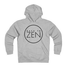 Load image into Gallery viewer, Back To Zen Unisex Heavyweight Fleece Hoodie-Hoodie-Back To Zen