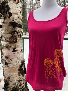 Jelly Love Pink Tank Top