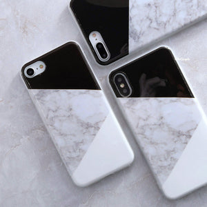 Stone/Flower Printed iPhone Cases for all iPhone's 5-8+