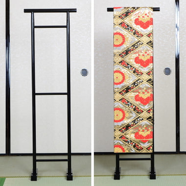 obi belt display stand