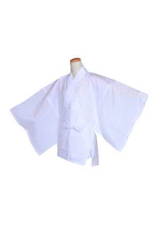 Men undergarment / Half piece : White