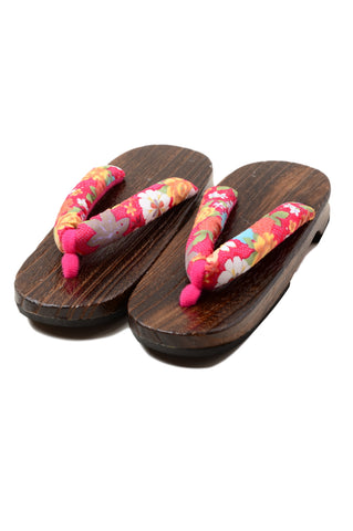 Geta sandal : Kids Medium / M #02
