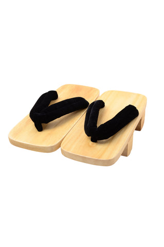 Men Geta : Extra large / Nimaiba Natural