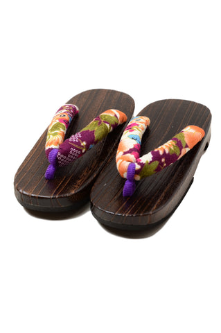 Geta sandal : Kids Medium / M #05