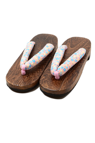 Geta sandal : Women Large #07