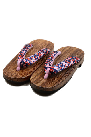 Geta sandal : Kids Medium / M #06