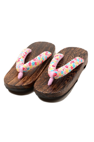 Geta sandal : Kids Small / S #04
