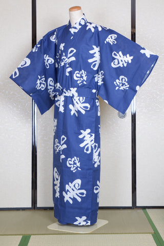 Yukata for indoor use / Fukuju :YB444