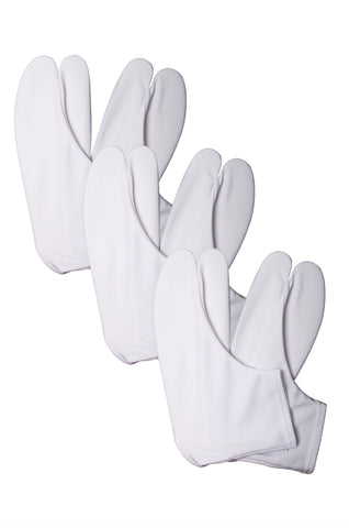 White Tabi socks  3 set