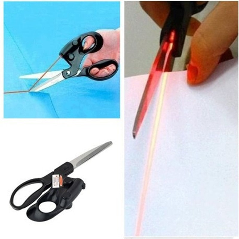 Laser-Guided Scissor - Shopelo.com