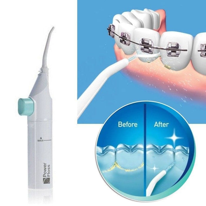 Dental Hygiene Oral Irrigator & Water Pick - Shopelo.com