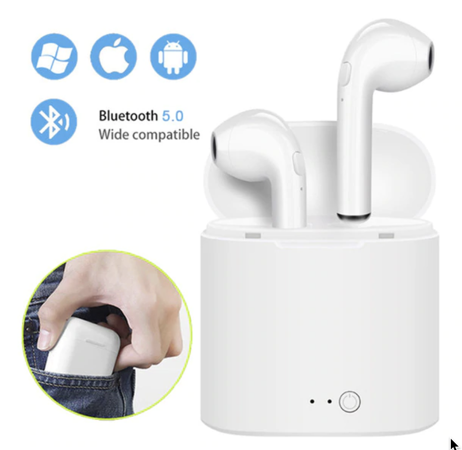 #1 BeatBuds Wireless Bluetooth Headset 🔥🔥 - Shopelo.com