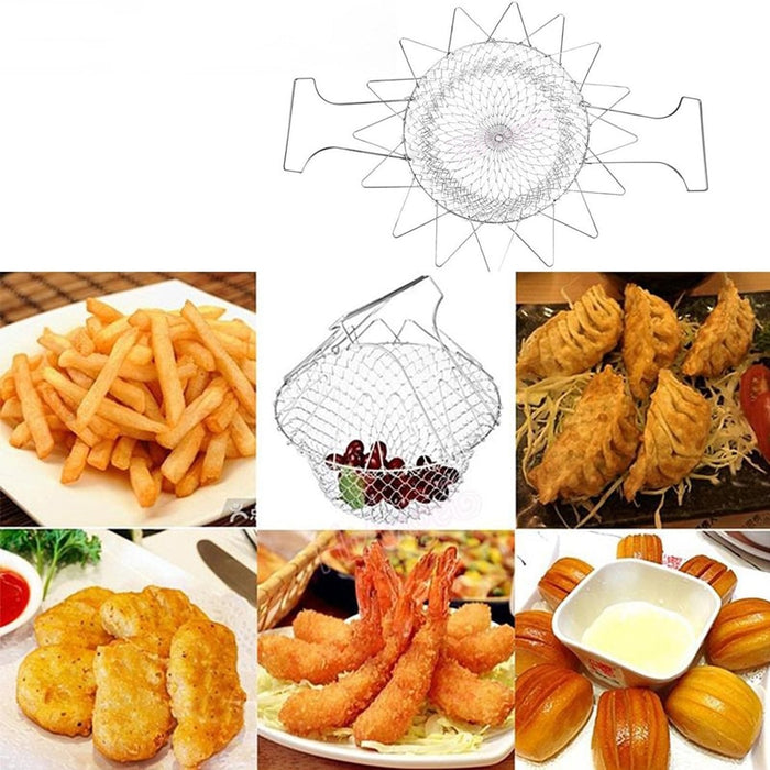 Cook Basket Will Delight Your Inner Chef - Shopelo.com