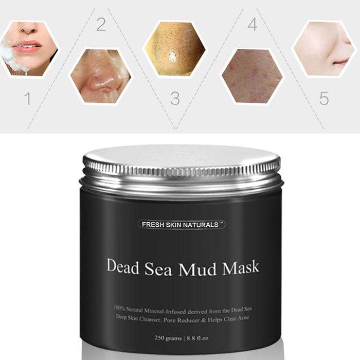 Dead Sea Mud Mask - Shopelo.com