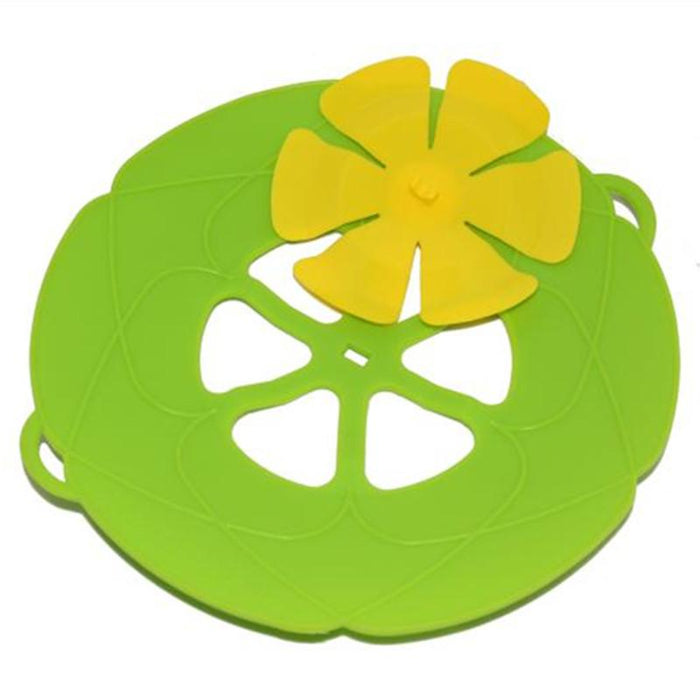 Silicone lid Spill Stopper Cover - Shopelo.com
