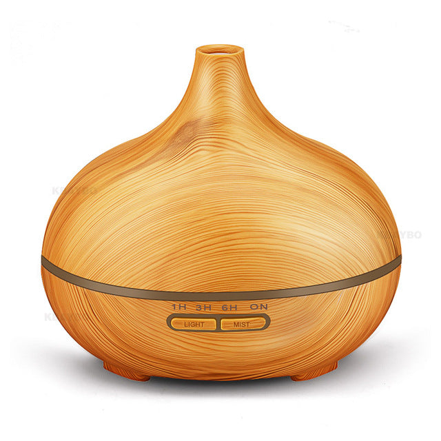 Air Humidifier Essential Oil Diffuser - Shopelo.com