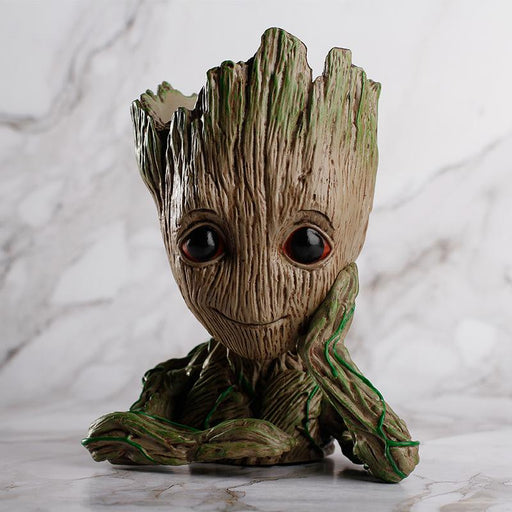 Tree Man of the Galaxy Avengers Flowerpot - Shopelo.com