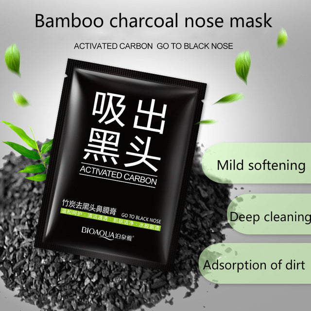 Deep cleansing blackhead pore strips - Shopelo.com