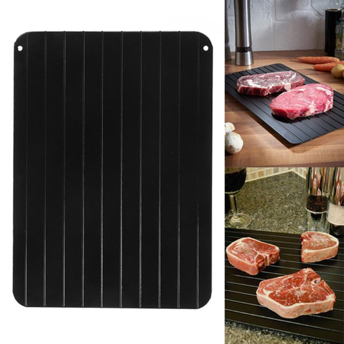 Rapid Food Defrosting Tray - Shopelo.com