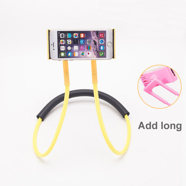 Lazy Neck Phone Holder - Shopelo.com