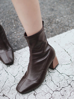 asuni,design Brown Boot