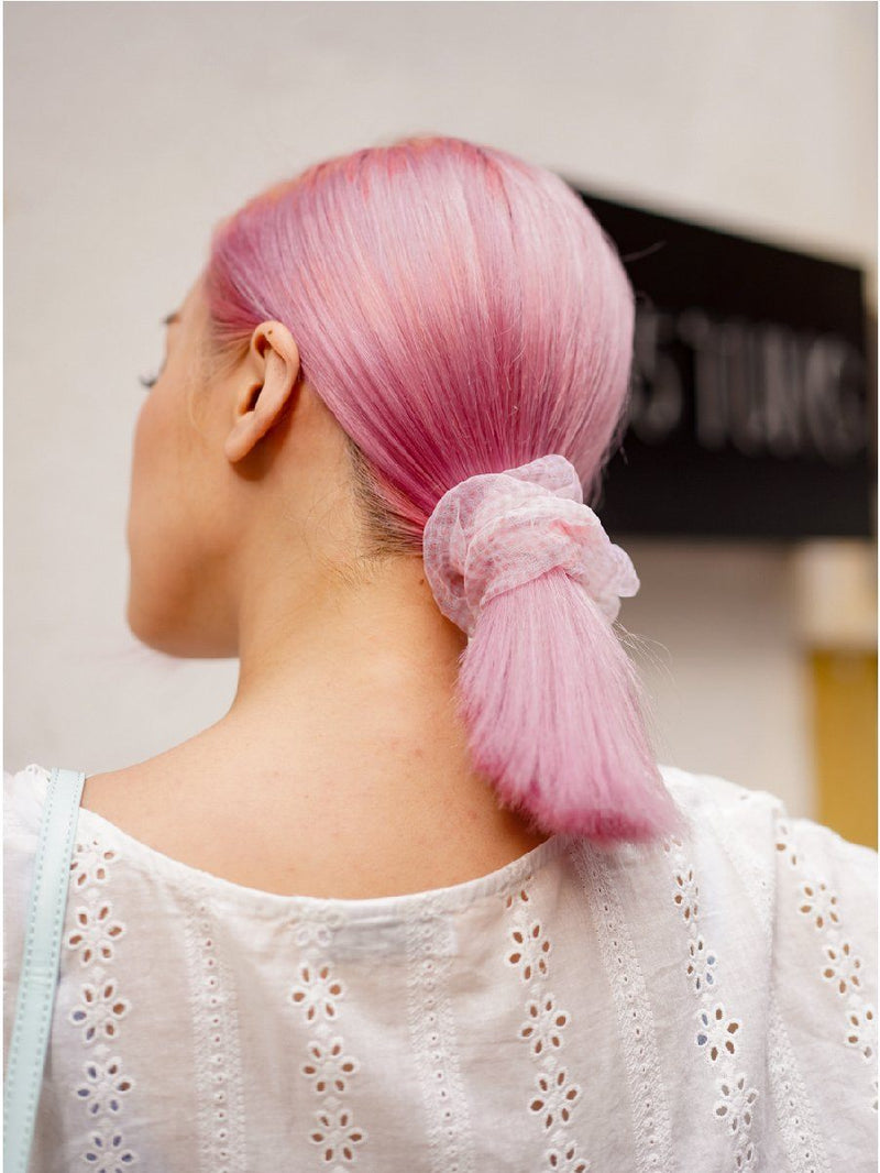 Pastel Hair Band With Four Colors