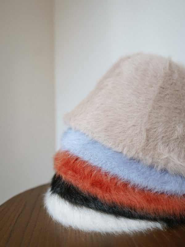 Fuzzy Bucket Hat (In Stock)