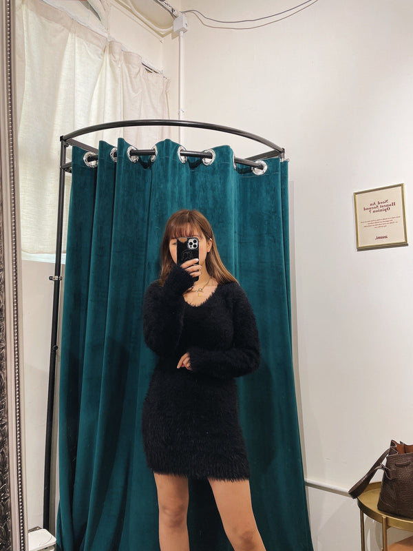 Momo Dress In Black