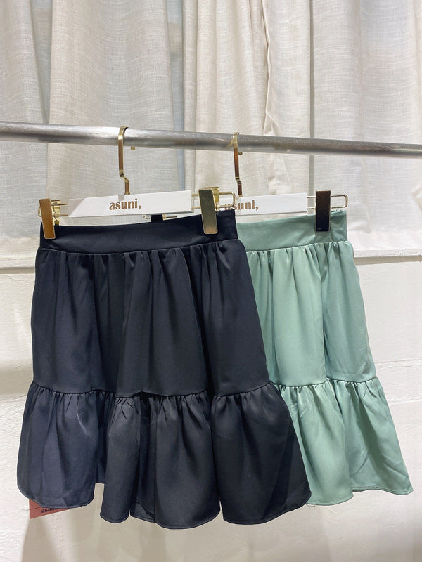 Tiered Mini Skirt (Pre-order)