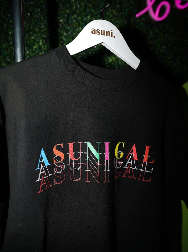 asuni, x brother Tee In Black