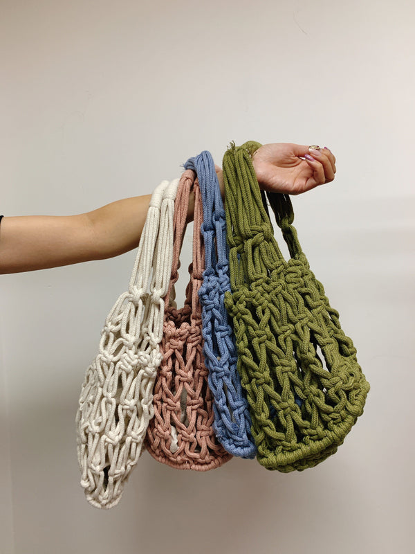 Korea Hand Made Net Bag
