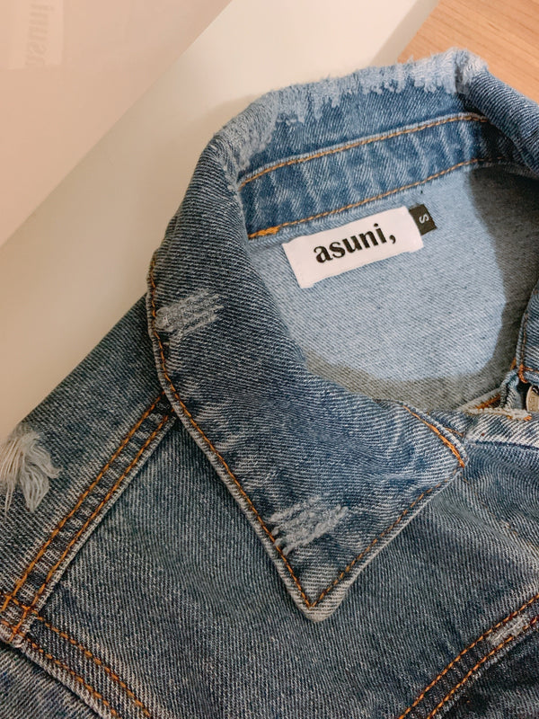 asuni, Design - Denim Jacket