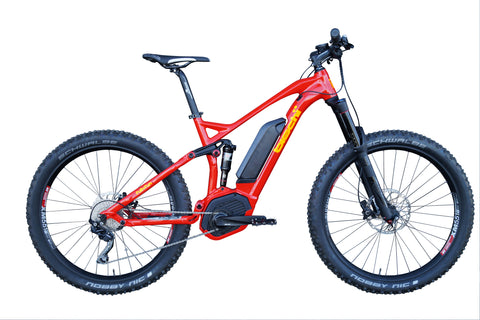 bosch Full Suspension e-bike