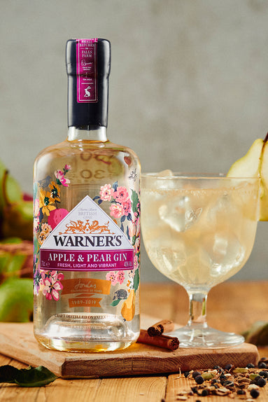 Joules Gin Orchard Collins