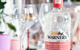 The making of Spring Blossom 2020 Gin