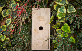 Upcycling your Gift of Nature Edition into a bird box