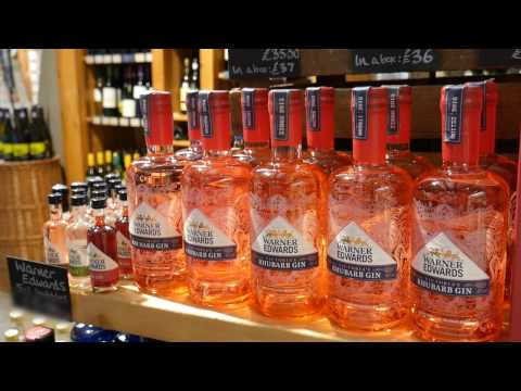 Ever wondered how we make our Victoria's Rhubarb Gin?