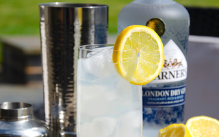 London Dry Collins