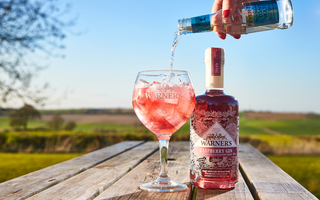 Warner's Raspberry Gin: New Product Press Release