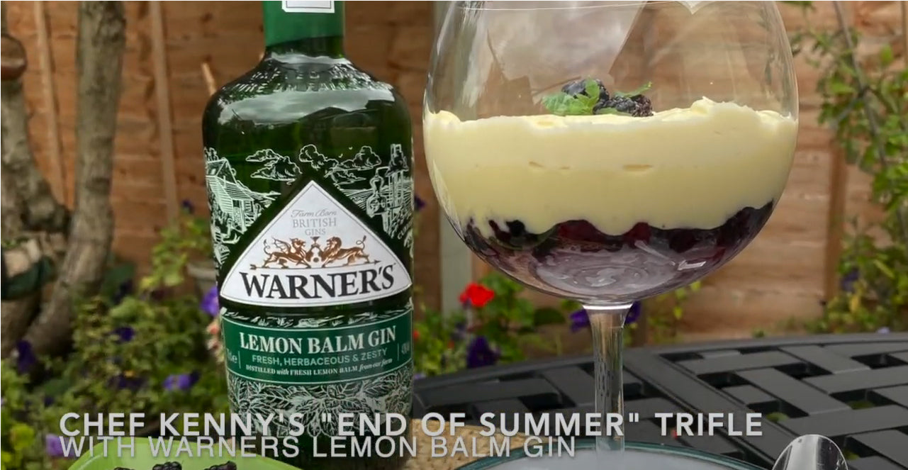 """End of Summer"" Trifle"