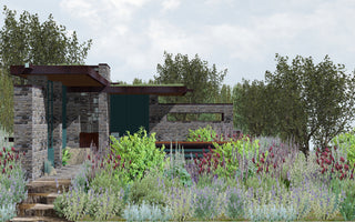 Warner's Distillery Garden at the RHS Chelsea Flower Show 2019