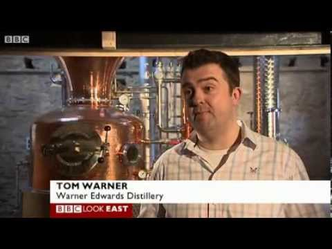 Warner Edwards Gin | BBC Look East