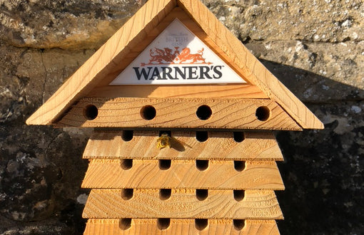 How and where to install your bee hotel