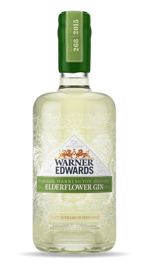 Elderflower Gin - Warner Edwards